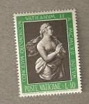Stamps Vatican City -  Concilio Ecuménico