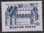 Stamps Europe - Hungary -  1738 - Historia del tenis