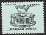 Stamps Europe - Hungary -  1741 - Historia del tenis