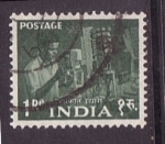 Stamps Asia - India -  ocio
