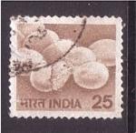 Stamps Asia - India -  avicultura