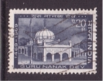 Stamps Asia - India -  500 aniv.
