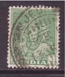 Stamps Asia - India -  trimurti