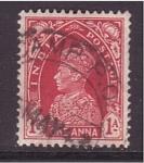 Stamps Asia - India -  Jorge V