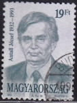 Stamps Europe - Hungary -  3440 - Jozsef Antall