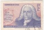 de America - Chile -  francisco García Huidobro- fundador de la casa de moneda