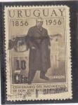 de America - Uruguay -  centenario del nacimiento José Batlle Ordoñez