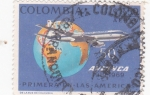 de America - Colombia -  AVIANCA primera en las américas