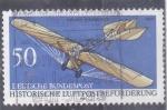 Sellos de Europa - Alemania -  historia de la aviación