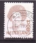 Stamps Netherlands -  Beatrix