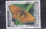 Stamps Switzerland -  mesoacidalia aglaja