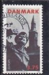 Sellos del Mundo : Europa : Dinamarca :  Montgomery en Copenhagen
