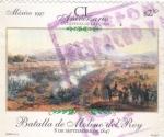 Stamps Mexico -  150 aniversario Batalla de Molino del Rey