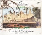 Sellos del Mundo : America : México :  150 aniversario Batalla de Churubusco