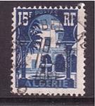 Stamps Algeria -  museo del bardo