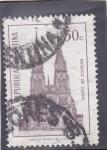 Sellos de America - Argentina -  basílica de Lujan