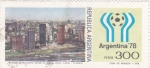 Sellos del Mundo : America : Argentina :  Argentina-78 vista de Buenos Aires