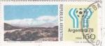 Stamps Argentina -  Argentina-78 cordilera y precordillera-Mendoza