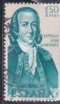 Stamps : Europe : Spain :  Esteban José Martínez(37)