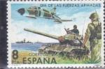 Sellos del Mundo : Europa : España : dia de las fuerzas armadas (37)