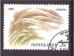 Stamps Russia -  la estepa