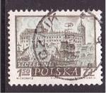 Sellos de Europa - Polonia -  Szczecin