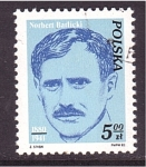 Stamps Poland -  centenario