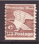 Sellos de America - Estados Unidos -  Correo postal