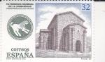 Stamps Spain -  patrimonio mundial de la humanidad-prerromanico asturiano (37)