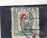 Stamps Spain -  Pro-tuberculosos (37)