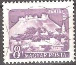 Sellos del Mundo : Europa : Hungría : Castillos (Sümeg).