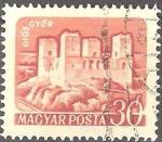 Sellos del Mundo : Europa : Hungría : Castillos (Diósgyőr).