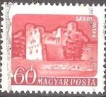 Sellos del Mundo : Europa : Hungría : Castillos (Sárospatak).