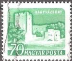 Sellos del Mundo : Europa : Hungría : Castillos (Nagyvázsony).