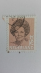 Sellos del Mundo : Europa : Holanda : Reina Beatrix