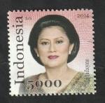 Sellos de Asia - Indonesia -  2704 - Ani Yudhoyono