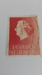 Sellos del Mundo : Europa : Holanda : Reina Juliana