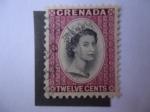 Stamps Grenada -  Queen Elizabeth II
