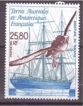 Stamps Europe - French Southern and Antarctic Lands -  Aventura del Tamaris