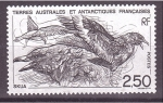 Stamps Europe - French Southern and Antarctic Lands -  Skua