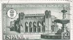 Stamps Spain -  Feria muestrario Internacional de Valencia (37)