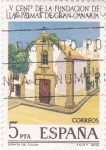 Stamps Spain -  V centenario de la fundación de Las Palmas de Gran canarias (37)
