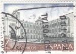 Sellos del Mundo : Europa : España : colegio mayor S.Bartolomé-Bogota (37)