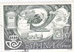 Stamps Spain -  Día del sello (37)