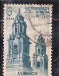 Sellos de Europa - España -  catedral de Morella (Mexico) (37)