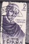 Stamps Spain -  Vasco de Quiroga (37)