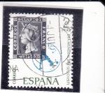 Stamps Spain -  día mundial del sello (38)