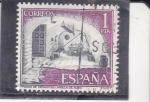 Stamps : Europe : Spain :  prisión de Cervantes   (38)
