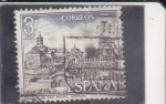 Stamps : Europe : Spain :  iglesia de San Pedro-Tarrasa  (38)
