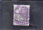 Stamps Spain -  mutualidad postal (38)